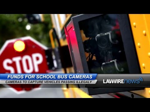 Funds for School Bus Cameras | Law Wire News | December 2015