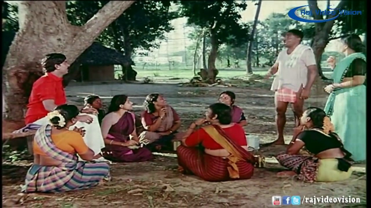 Tamil Comedy Actor In Small Komanam  Loincloth  Langot -8235