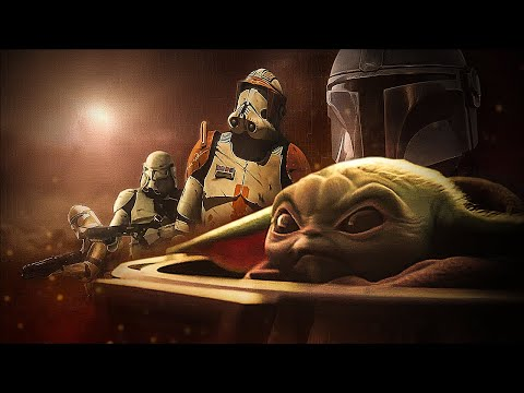 Baby Yoda Executes Order 66