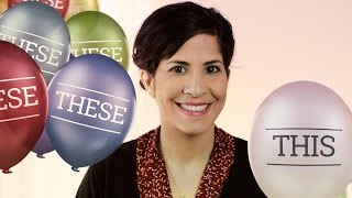 How to say THIS vs. THESE | American English pronunciation