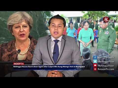 Rohingya Daily News 22 September 2017