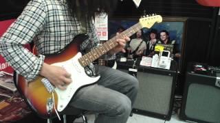 【MUSICLANDKEY福岡店】CREWS K&T/KTR ST-QD 3TSのサウンドチェック