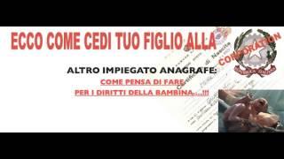 ECCO COME CEDI TUO FIGLIO ALLA CORPORATION REPUBBLICA ITALIANA