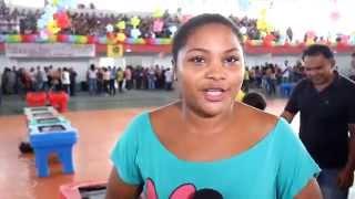 Prefeitura de Marituba entregou 200 Play Tables para as escolas de Marituba