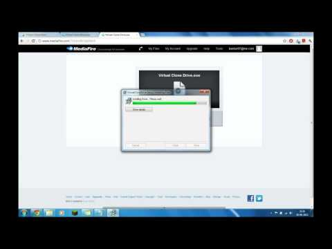 How To Install An Iso File Virtual Clone Drive