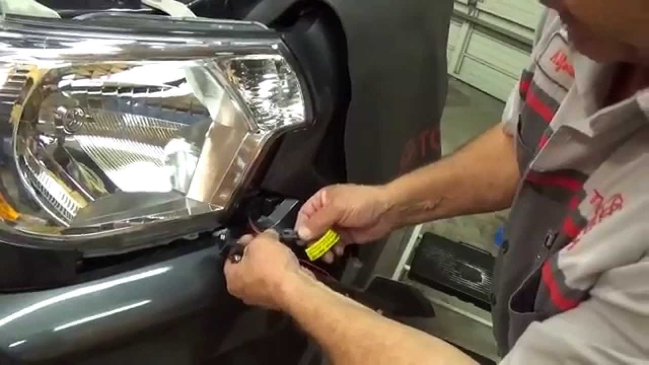 2012 Toyota Tacoma Running Light Wiring Diagram Fuse On Daytime Lights Drls Drl 2015 U2013 Led Kit Preview