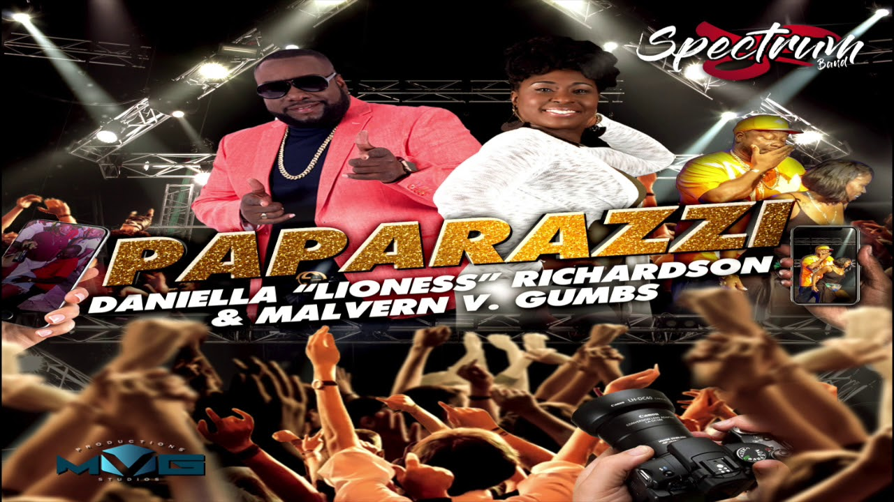 "Spectrum Band - Paparazzi ""Soca 2019"" - YouTube"