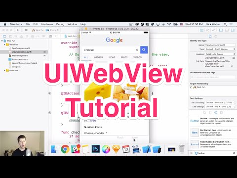 UIWebView Tutorial