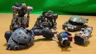 機動戦士ガンダム MSイマジネーション 全5種の紹介動画です。 価格は1個...