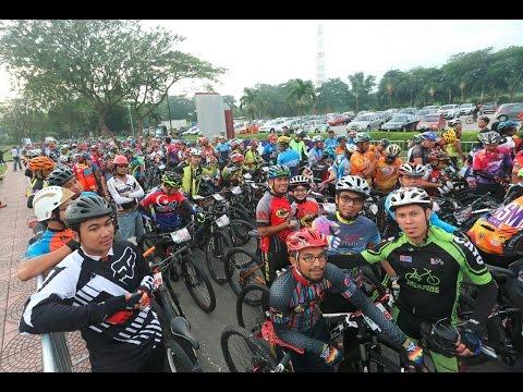 Harian Metro Mountain Bike GP 2016 di Universiti Teknologi Malaysia, Skudai