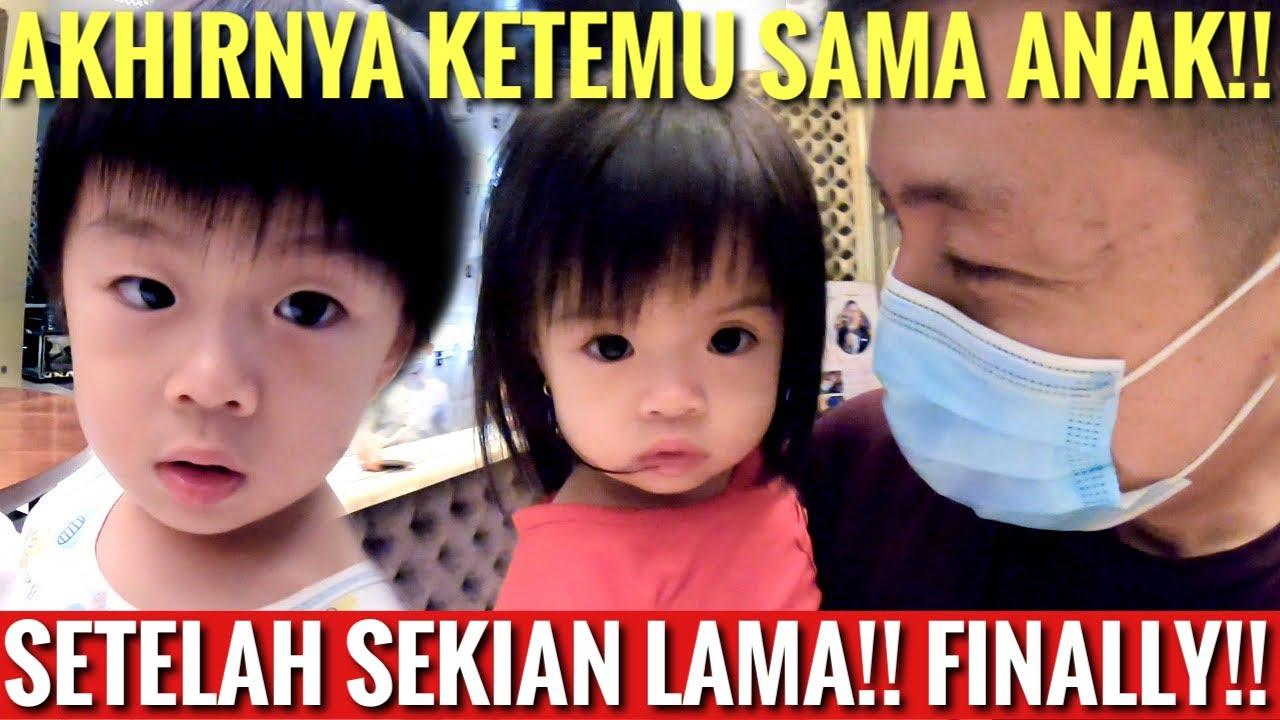 AKHIRNYA TEMUI SETELAH SEKIAN LAMA!!