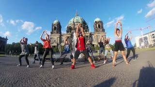 Daddy Yankee Ft Farruko, Nicky Jam, Wisin y Yandel - Mayor que yo Part 3. Reggaeton Zumba Choreo