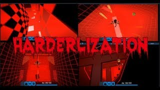 Harderlization [Extreme Crazy] by Grande_Tony, Enszo | Roblox FE2 Map Test