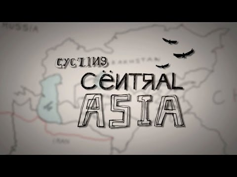 Cycling Central Asia