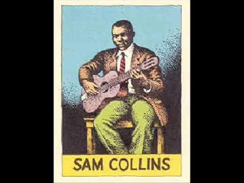 Crying Sam Collins - Graveyard Digger's Blues