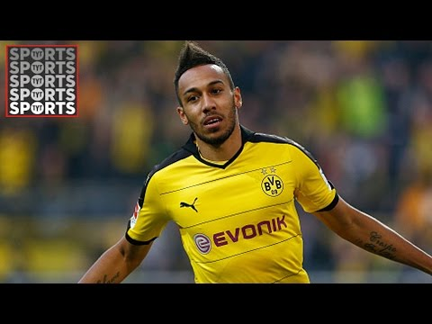 Aubameyang Linked to China in World Record Transfer
