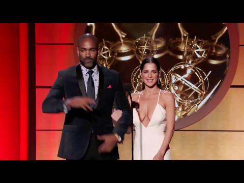 The 44th Annual DaytimKelly Monaco presents the Emmy Award to Lexi Ainsworth GH