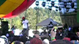 "Laden  ""Time to Shine"" at Reggae Rising Festival Humboldt California"