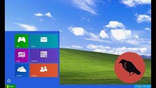 Review Windows XP 2020  | Theme Windows 10