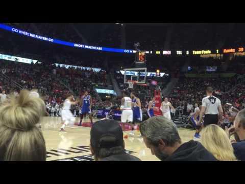 Atlanta Hawks vs 76ers