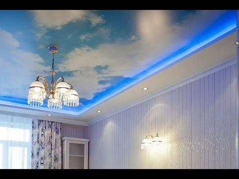 Варианты отделки потолка + отделка потолка плиткой