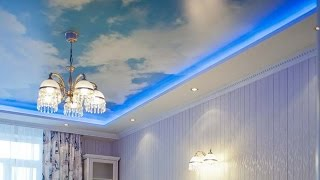 Декоративные потолки (45 фото): идеи для отделки стен и потолочных покрытий, элементы для красивого оформления, инструкция, видео, фото