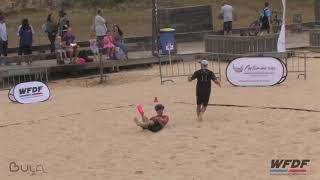 Action from EBUC 2019 Belgium vs Portugal