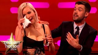 Jennifer Lawrence Cannot Handle Jack Whitehall's Poop Story | The Graham Norton Show