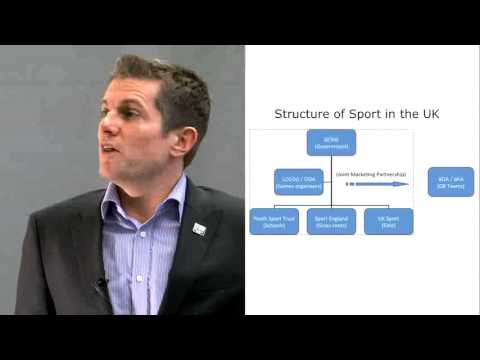 RDBS Sport Management Series:How the structure of sport brings challenges to events and delivery