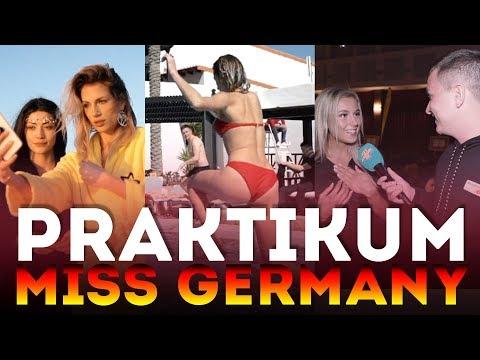 Praktikum bei Miss Germany 2019 | Ein Aaron für alle Fälle!