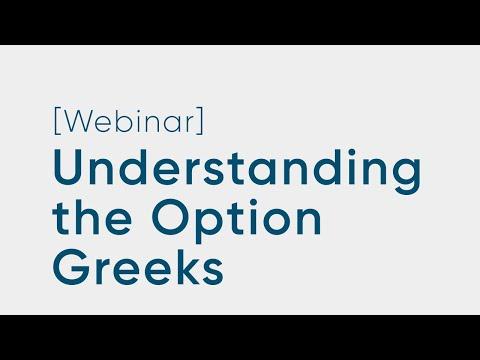 Understanding the Option Greeks
