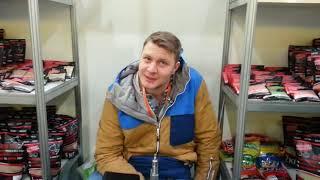 Выставка Охота и рыболовство на Руси весна 2015