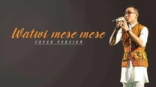 Watwi mese mese || New kokborok Lyrics Video || KUNAL