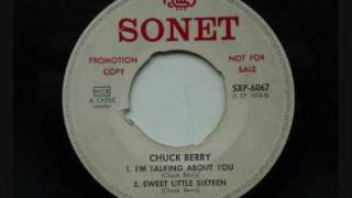 Chuck Berry - Sweet Little Sixteen.