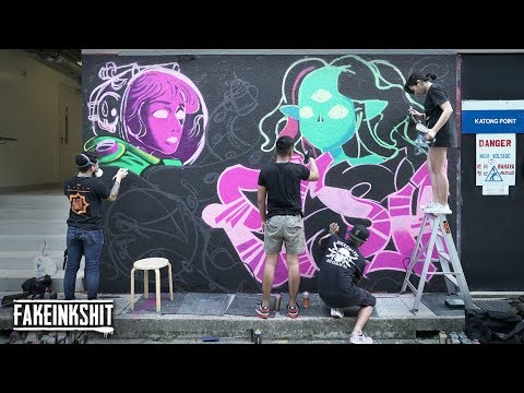 FAKEINKSHIT - NGALENG DI UTAMA CO SINGAPORE WITH PEDMONS ROUGE MICH AND WALGDP!!!