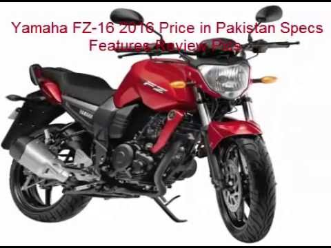 Yamaha Fz 16 2016 Price In Pakistan Specs Features Review Pics