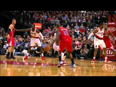 """Jamal Crawford's """"See Ya Later"""" Crossover!"""