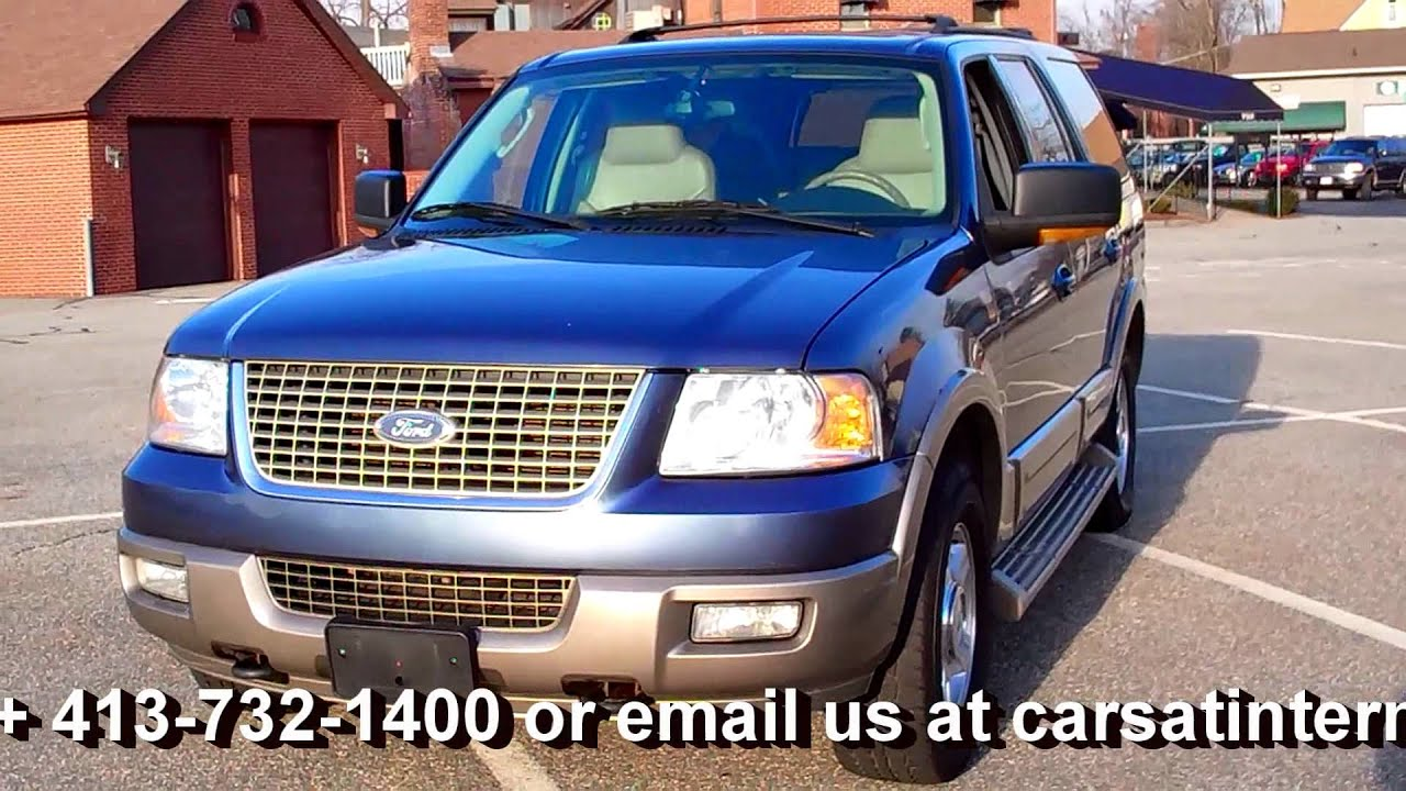 2004 ford expedition eddie bauer advancetrac 4wd 4dr suv. Black Bedroom Furniture Sets. Home Design Ideas