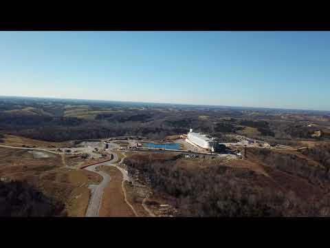Low Turnout Ark Encounter