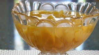 Яблочный компот - Рецепт Бабушки Эммы