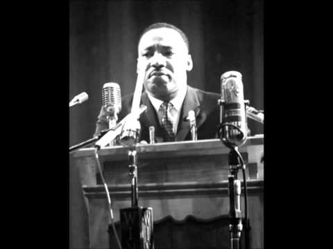 Martin Luther King Jr. - Address to Men and Women in the Arts