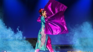 Chinese Female Dancer - Bookings & Services Info Wushu Shaolin Entertainment