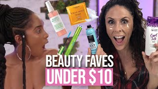 Our Favorite Cheap Beauty Products - All Under $10! (Beauty Break)