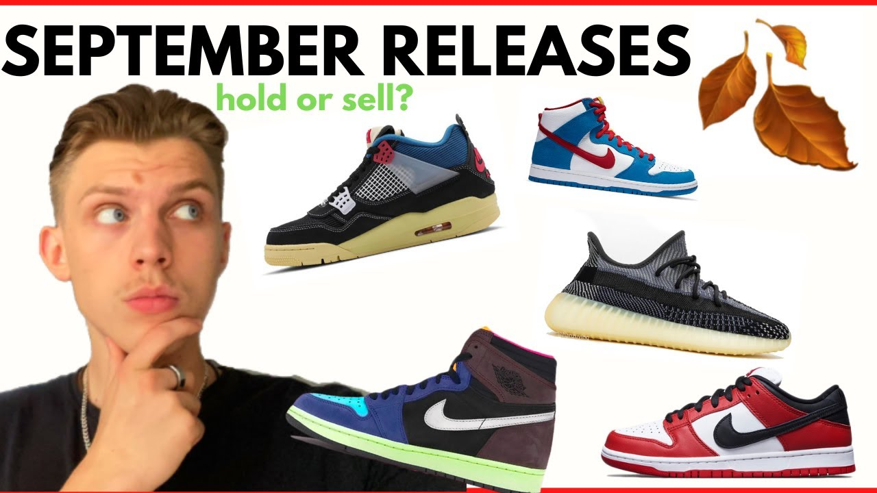 Sneakers To RESELL In SEPTEMBER 2020
