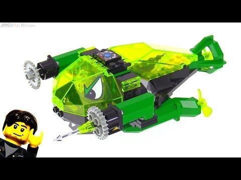 LEGO Aquaraiders Crystal Scavenger from 1997! set 2160