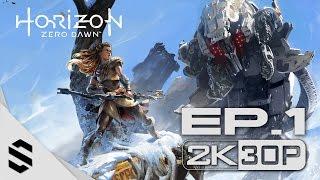 【地平線:期待黎明】電影剪輯版 - 第一集 - PS4 Pro劇情影集(中文字幕) - Horizon : Zero Dawn - Episode 1-地平线:黎明时分 - 最強2K無損畫質