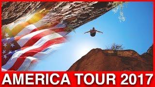 America Tour 2017 - Kie Willis