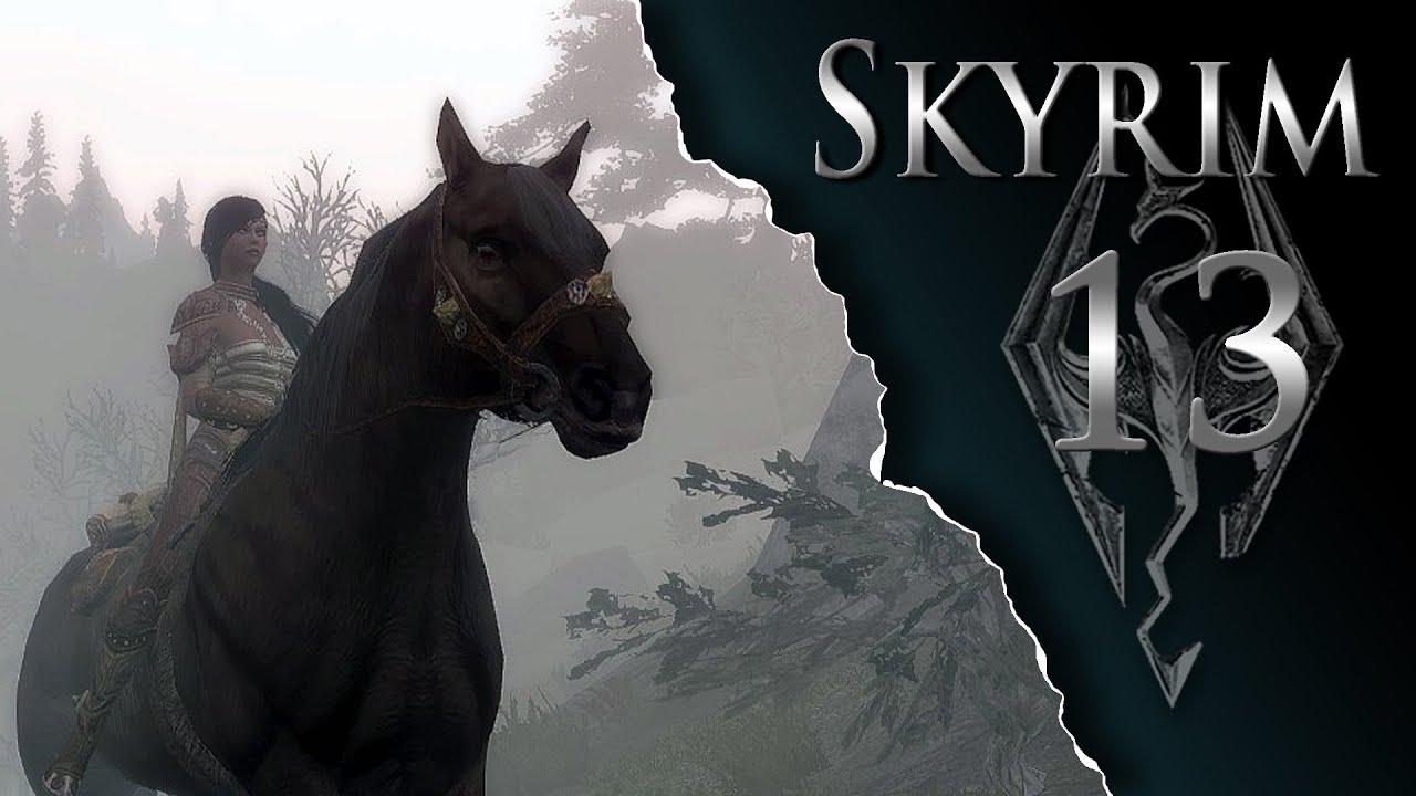 Lets play skyrim modded feat jullvia warrior of the silken skin part 3 sex with jullviaxxx - 4 2
