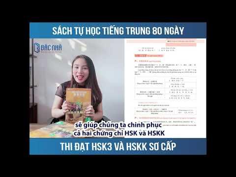 Review Sách tự học tiếng Trung tại nhà thi đạt HSK3 và HSKK sơ cấp