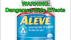 Don't use Aleve for your carpal tunnel syndrome